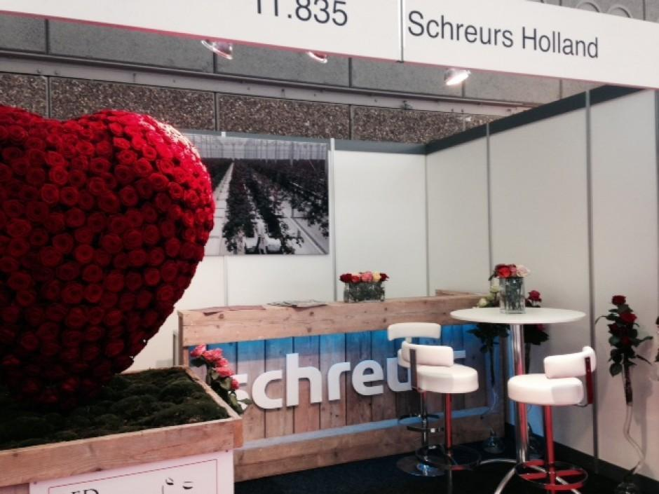 Participation in the GreenTech Amsterdam Holland 2014 succesful