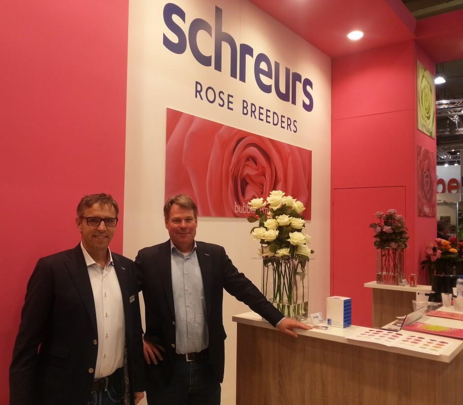 Schreurs Holland B.V. @ IPM Essen Germany 2015
