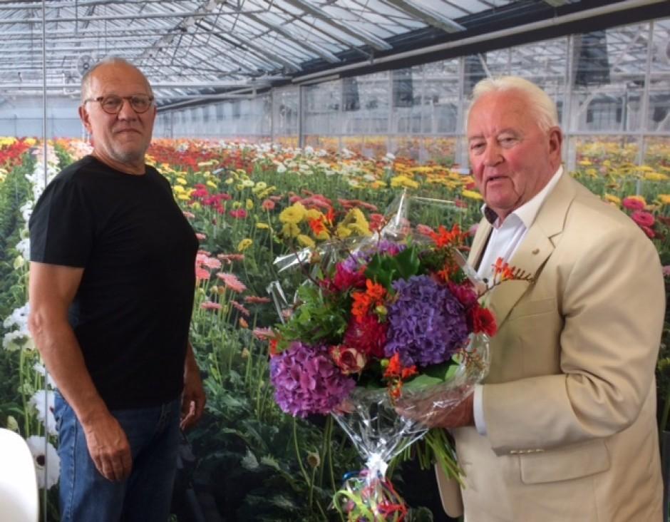Bijzonder jubileum bij Schreurs Holland B.V.